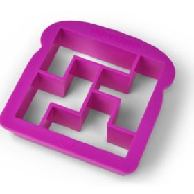 Tetris-Style Crust Cutter