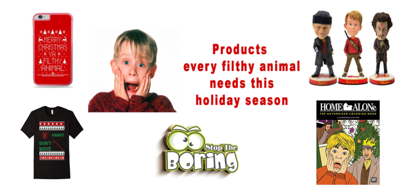 12 Products Every Filthy Animal Needs This Holiday Season