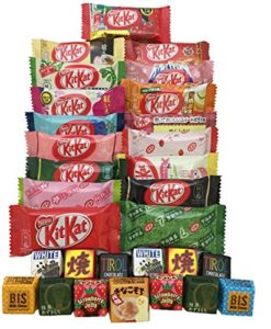 30 Pieces of Assorted KitKats