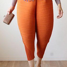 Longwu-Womens-2017-Fashion-Fried-Chicken-Pants-Drumstick-Cosplay-Leggings-Oversized-Elastic-Waist-Harem-Pants-0-0