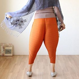 Longwu-Womens-2017-Fashion-Fried-Chicken-Pants-Drumstick-Cosplay-Leggings-Oversized-Elastic-Waist-Harem-Pants-0-2