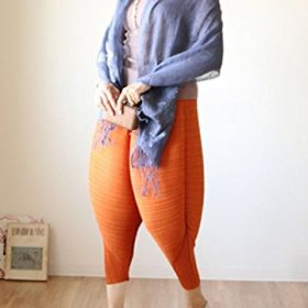 Longwu-Womens-2017-Fashion-Fried-Chicken-Pants-Drumstick-Cosplay-Leggings-Oversized-Elastic-Waist-Harem-Pants-0-3