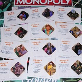 MONOPOLY-The-Golden-Girls-Board-Game–Bonus-2-Gold-Metallic-Cloth-Drawstring-Pouches–Bundled-Items-0-5