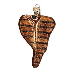 Old-World-Christmas-T-Bone-Steak-Glass-Blown-Ornament-0