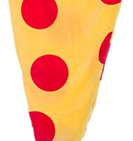 Pizza-Sleeping-Bag-Plush-Fleece-Giant-Pizza-Slice-Blanket-for-Kids-and-Adults-by-Silver-Lilly-0-0