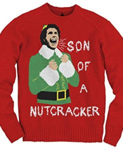 Son Of A Nutcracker Funny Christmas Sweater