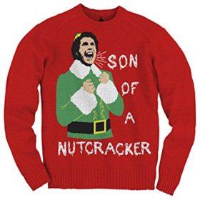 Son Of A Nutcracker Funny Christmas Sweater