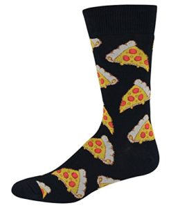 Men's Pizza Crew Socks