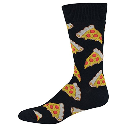 Men's Pizza Crew Socks