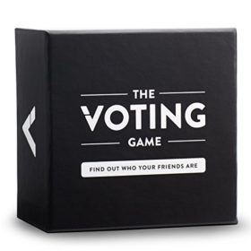 The Voting Game- The Adult Party Game About Your Friends