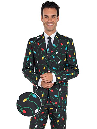 Ugly Christmas Sweater Party Suit