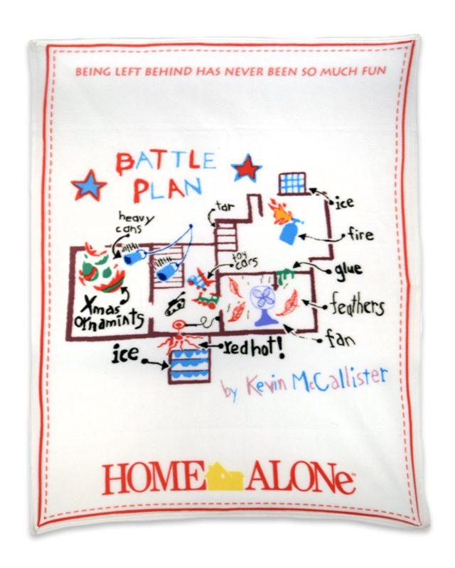 Battle Plan Fleece Blanket