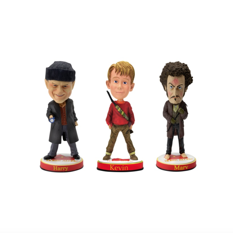 Home Alone Bobblehead Set