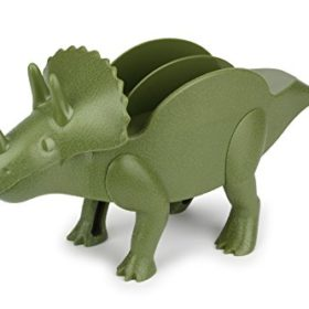 KidsFunwares-TriceraTACO-Taco-Holder-The-Ultimate-Prehistoric-Taco-Stand-for-Jurassic-Taco-Tuesdays-and-Dinosaur-Parties-Holds-2-Tacos-The-Perfect-Gift-for-Kids-and-Kidults-that-Love-Dinosaurs-0-0