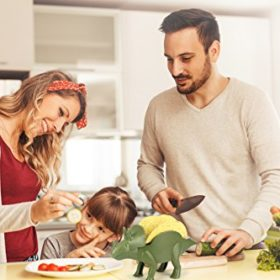 KidsFunwares-TriceraTACO-Taco-Holder-The-Ultimate-Prehistoric-Taco-Stand-for-Jurassic-Taco-Tuesdays-and-Dinosaur-Parties-Holds-2-Tacos-The-Perfect-Gift-for-Kids-and-Kidults-that-Love-Dinosaurs-0-4
