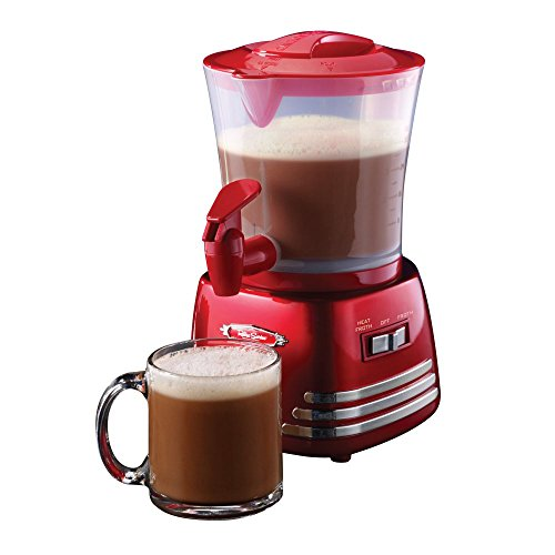 Retro Hot Chocolate Maker