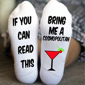 Personalized-Socks-for-Women-If-You-Can-Read-This-Bring-Me-a-Cosmopolitan-Party-Gift-Black-0-0