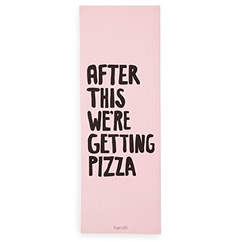 After This We're Getting Pizza Yoga Mat