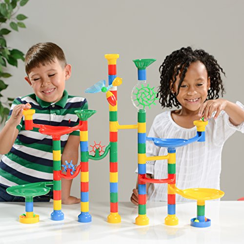 Marble Run Maze Ball Game