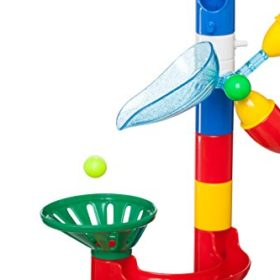 Marble-Run-Maze-Ball-Game-85-Piece-Marble-Maze-STEM-Educational-Toys-for-Kids-Set-Includes-50-Marbles-0-1